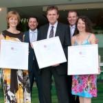 Die Top 3 FindMyHome.at Qualitätsmakler 2012