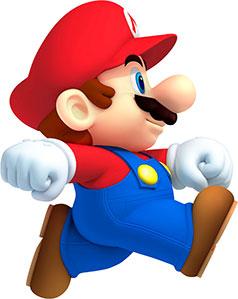 Super Mario himself