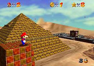 Super Marios neuere Abenteuer
