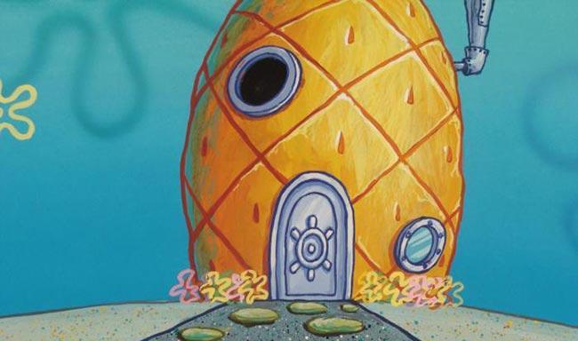 haus von spongebob