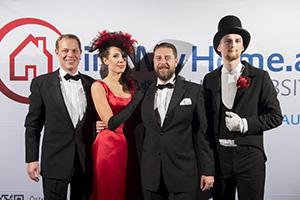 FindMyHome.at Geschäftsführer Benedikt Gabriel und Bernd Gabel-Hlawa