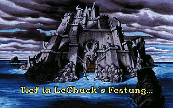 LeChucks Festung