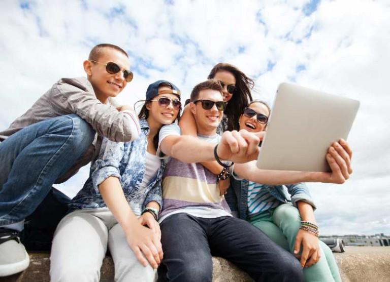 Studenten suchen meist online nach leistbaren Wohnungen