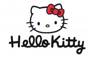 Klassische Hello Kitty Darstellung
