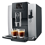 Kaffeevollautomat Jura E8 Platin