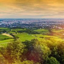Die schöne Umgebung Wiens bietet hohe Wohnqualität