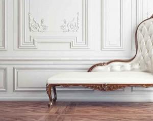 Wohntrend Biedermeier reloaded: Alte Möbel neu kombiniert