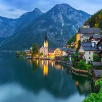 Ort am See in Österreich