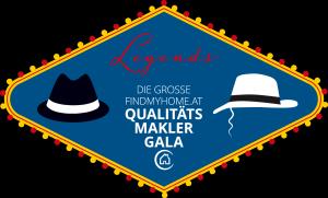 Das Visual der Qualitätsmakler-Gala 2018