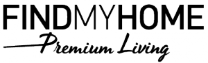 FindMyHome.at Premium Living Logo