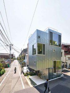 Kleine Immobilie in Tokio: Ondo House