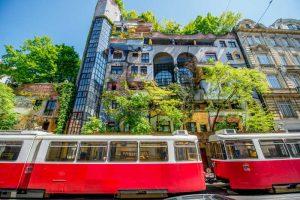 Immobilien in Wien: Hunderwasserhaus