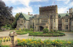 Hatley Castle im Hatley Park, Canada
