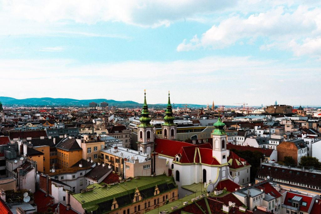 Die beliebtesten Bezirke der Wiener