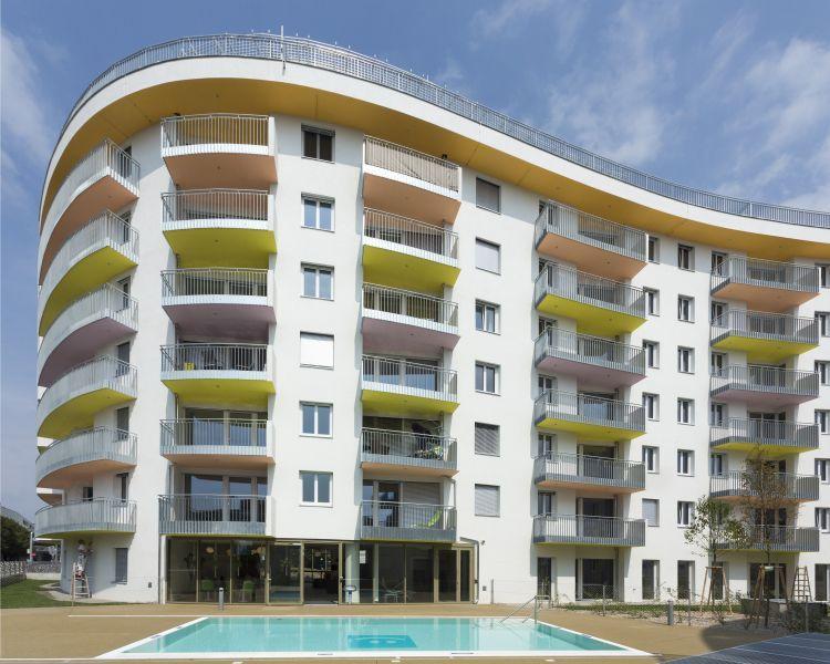 IG City Apartments Campus Lodge 1020 / Prater / WU /  / 1020Wien / Bild 4