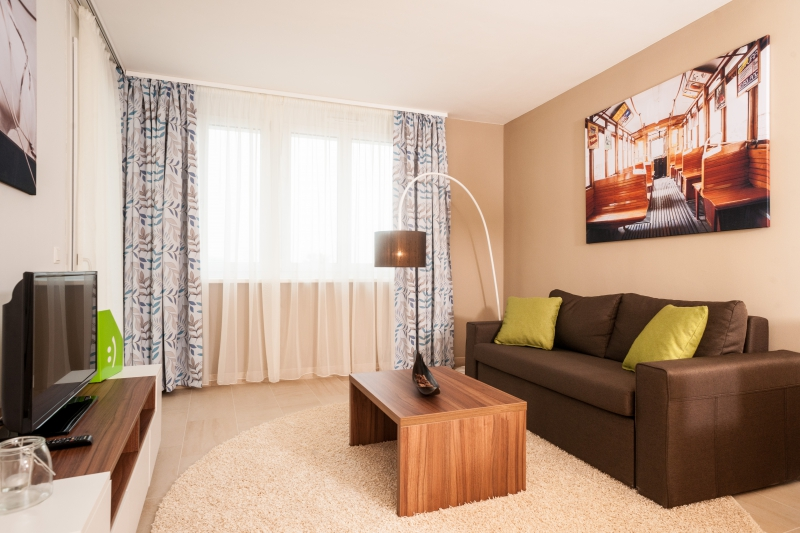 IG City Apartments Campus Lodge 1020 / Prater / WU - Temporary Living!
