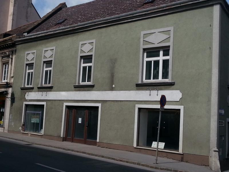Althaus zum Sanieren, Wohn- & Gewerbeobjekt