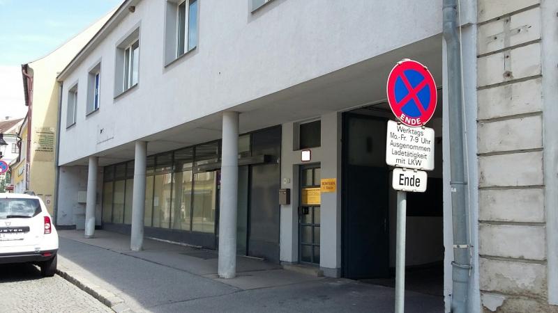Tolle Frequenzlage 150 m2 Büro im Ortskern nächst Wiener Tor