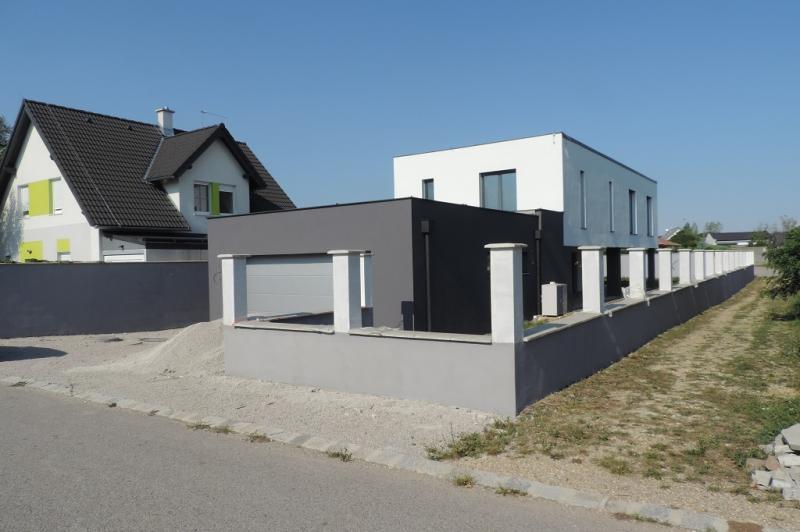 Erstbezug-Haus mit intelligenter Elektrosteuerung - Eckgrundstück /  / 2474Gattendorf / Bild 0