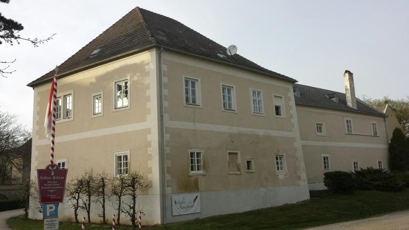 Schloß Rohrau, Nähe Bruck an der Leitha /  / 2471Rohrau / Bild 1