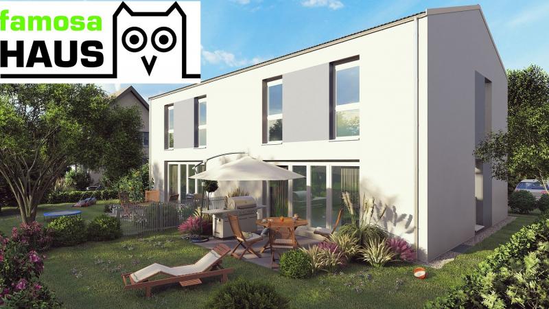 Mehr Platz und Freiheit im eigenen Ziegelmassivhaus: 4 Zimmer, Keller und Eigengrund mit Parkplatz.