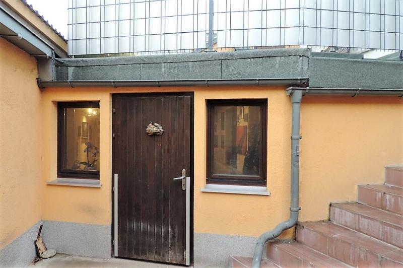 Kleines Wohnhaus nächst der Brunnenstraße
