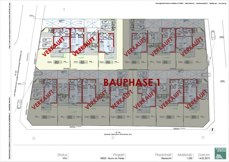 BAUABSCHNITT 1 FERTIGGESTELLT! - 13 Brunnen im Felde - Direkt vom Bauträger! - Haus 10 /  / 3494Brunn im Felde / Bild 5