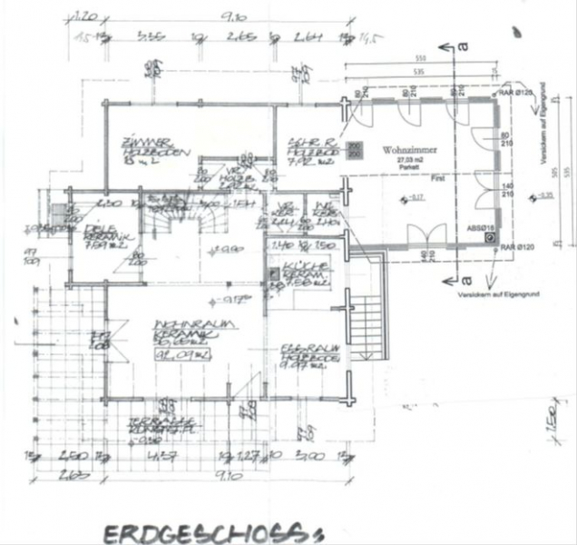 Komfortables Einfamilienhaus, zusätzlich Büro/Ordination-Nutzung möglich! /  / 3013Tullnerbach  / Bild 8