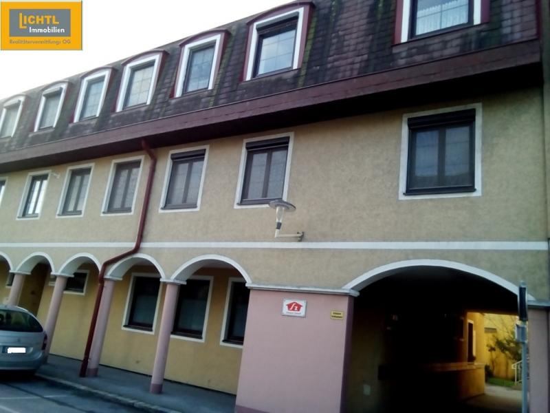 Diese geräumige Wohnung im Ortszentrum wird unbefristet vermietet