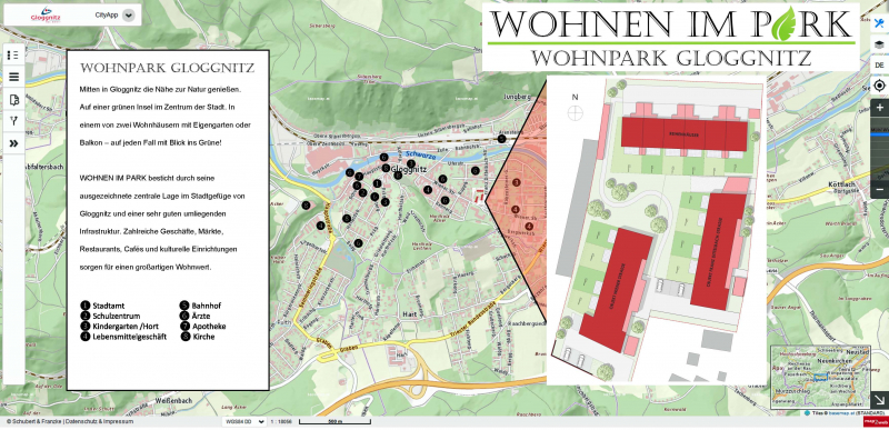 Wohnen im Grünen (Neubau) Top 08 - im sofortigen Eigentumsionsfrei /  / 2640Gloggnitz / Bild 3