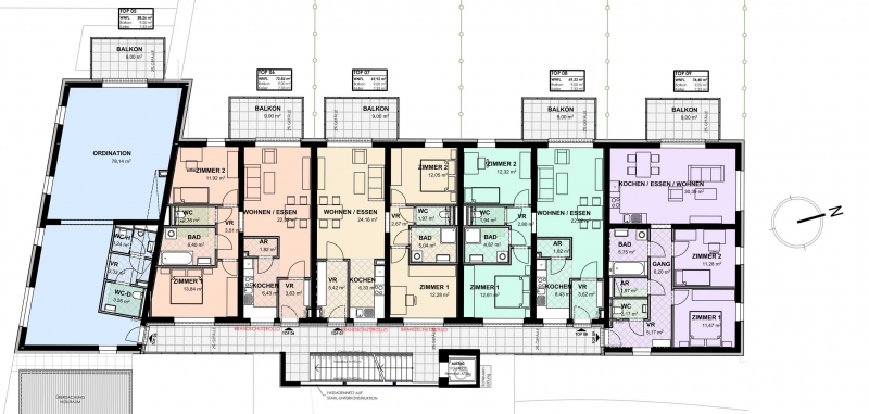 Moderne Ordination-/Kanzlei- oder Bürofläche mit guter Infrastruktur Top 05 /  / 2640Gloggnitz / Bild 7