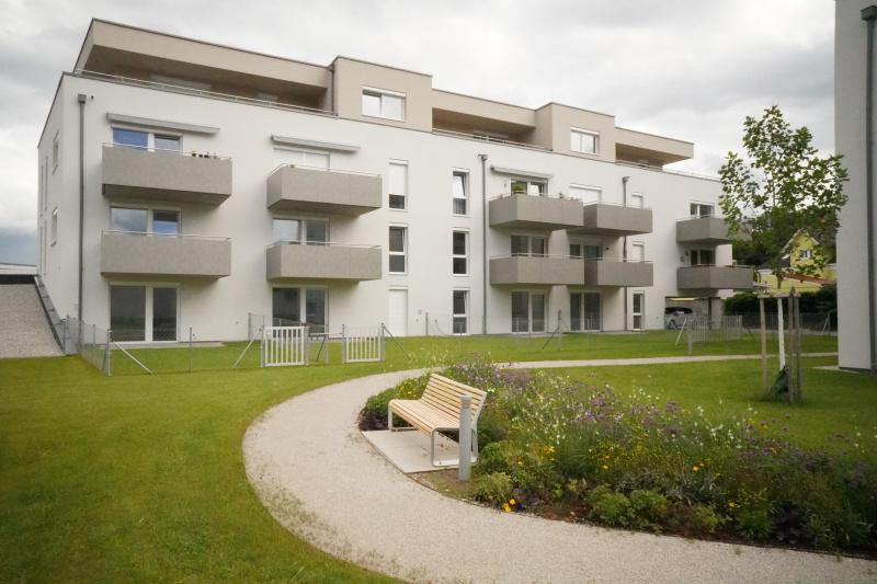 Wohnen im Grünen (Neubau) mit Eigengarten Top 02 - im sofortigen Eigentum
