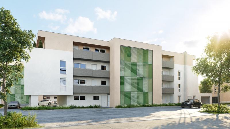 PENTHOUSE - Wohnen im Grünen (Neubau) mit großer Terrasse  Top 15 - im sofortigen Eigentum /  / 2640Gloggnitz / Bild 2