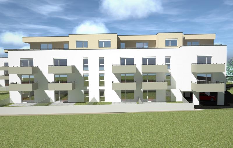 PENTHOUSE - Wohnen im Grünen (Neubau) mit großer Terrasse  Top 15 - im sofortigen Eigentum /  / 2640Gloggnitz / Bild 3