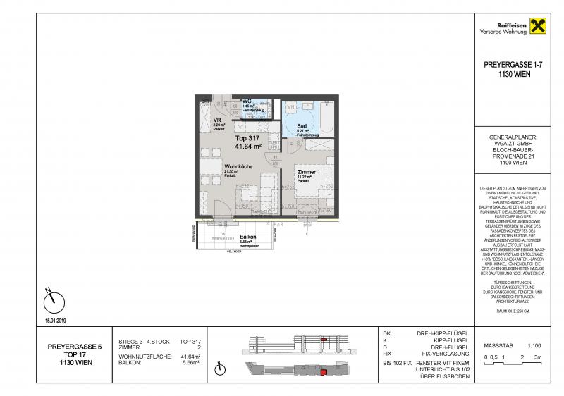 2 Zimmer Anlegerhit im 13. Bezirk