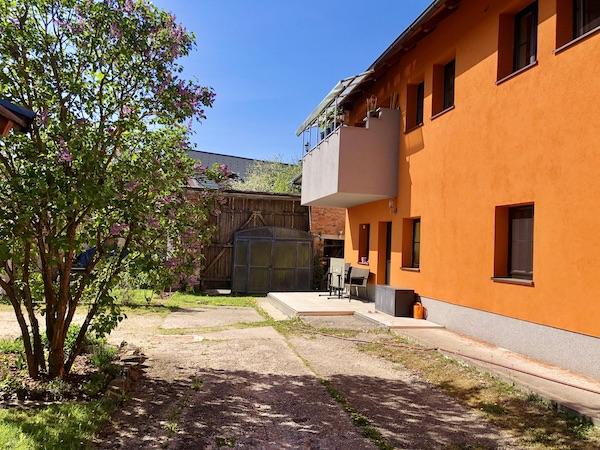 Altes Sacherl und neues Wohnhaus /  / 4850Timelkam / Bild 2