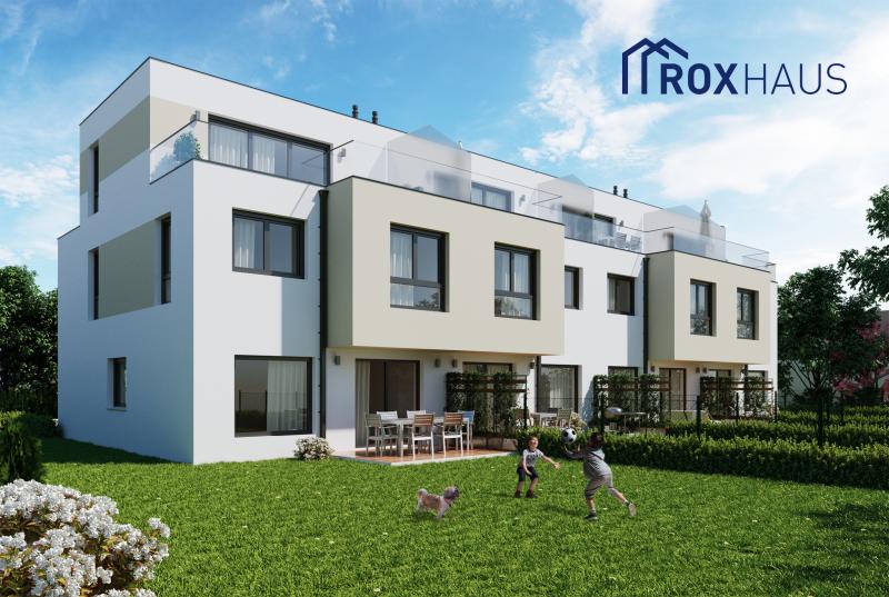 1220, Doppelhaus Neubau in Essling - PROVISIONSFREI -