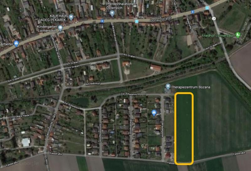 Sonnige Grundstücke in ruhiger Lage in Loimersdorf, Engelhartstetten /  / 2292Loimersdorf / Bild 2