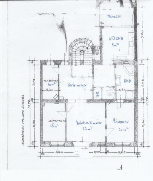 Gediegen ausgestattete Terrassenwohnung mit Gartenbenutzung in Laa a. d. Thaya /  / 2136Laa an der Thaya / Bild 7