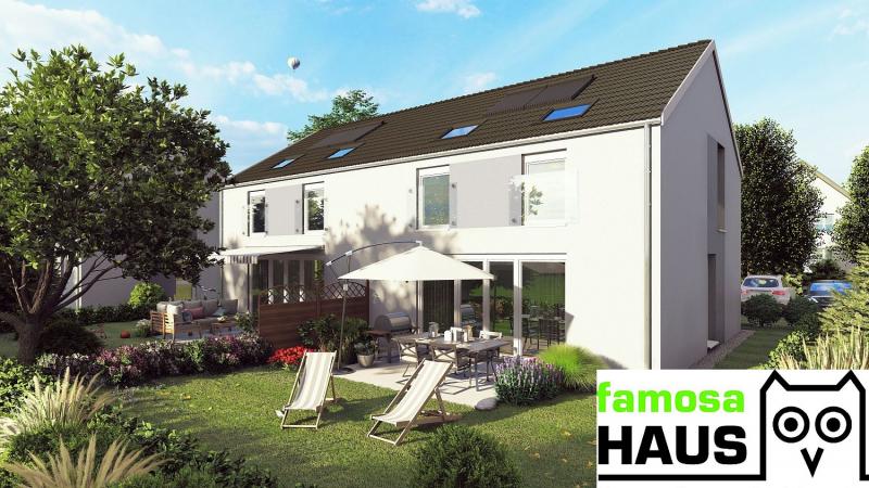 Ziegelmassive Doppelhaushälfte: 101m² Wohnfläche, 54m² Keller, Sonnengarten und 2 Parkplätze. /  / 2434Götzendorf an der Leitha / Bild 0