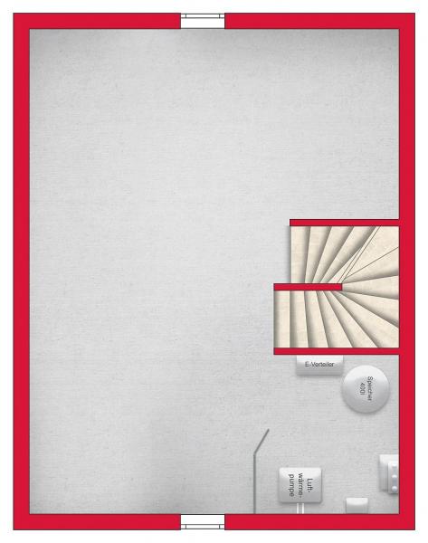Ziegelmassive Doppelhaushälfte: 101m² Wohnfläche, 54m² Keller, Sonnengarten und 2 Parkplätze. /  / 2434Götzendorf an der Leitha / Bild 8