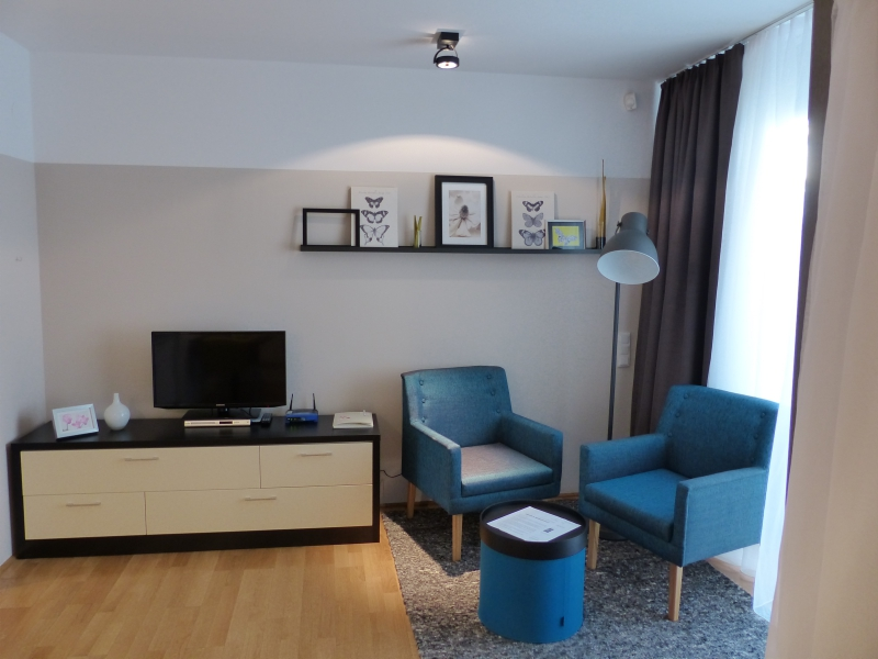 IG City Apartments - Temporary living in the 19th district /  / 1190 Wien / Bild 1