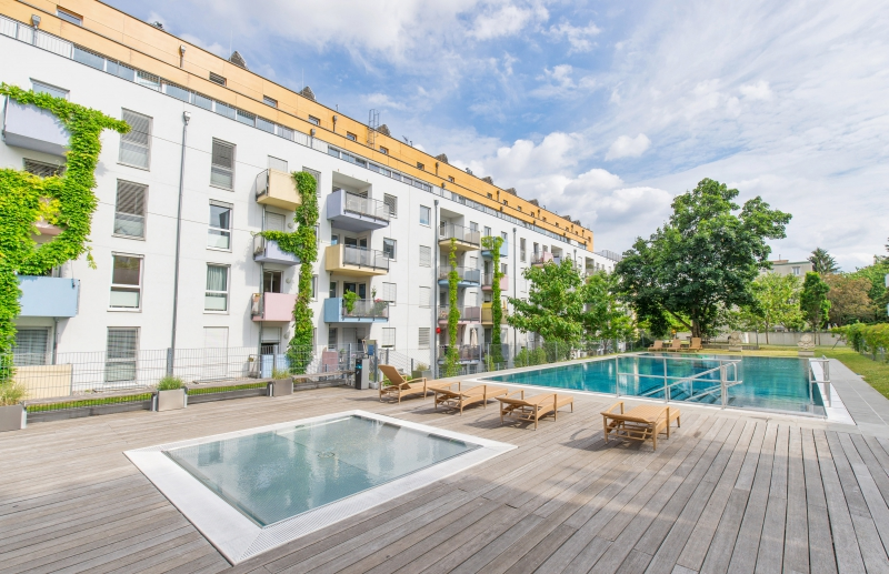 IG City Apartments - Temporary living in the 19th district /  / 1190 Wien / Bild 9