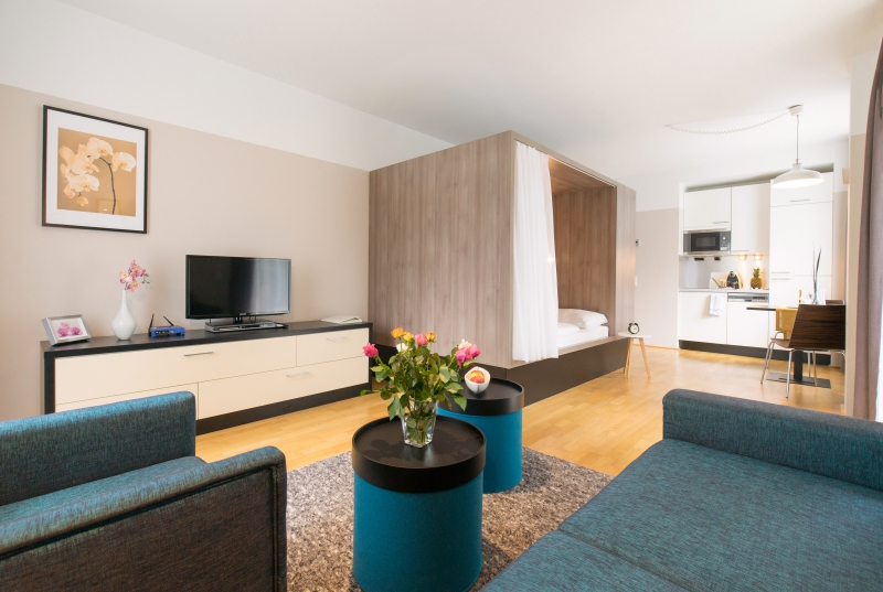 IG City Apartments - Wohnen auf Zeit in 1190 Wien !