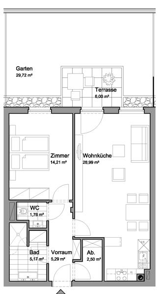 gbild -- IG City Apartments - Wohnen auf Zeit in 1190 Wien ! /  / 1190Wien / Bild 8