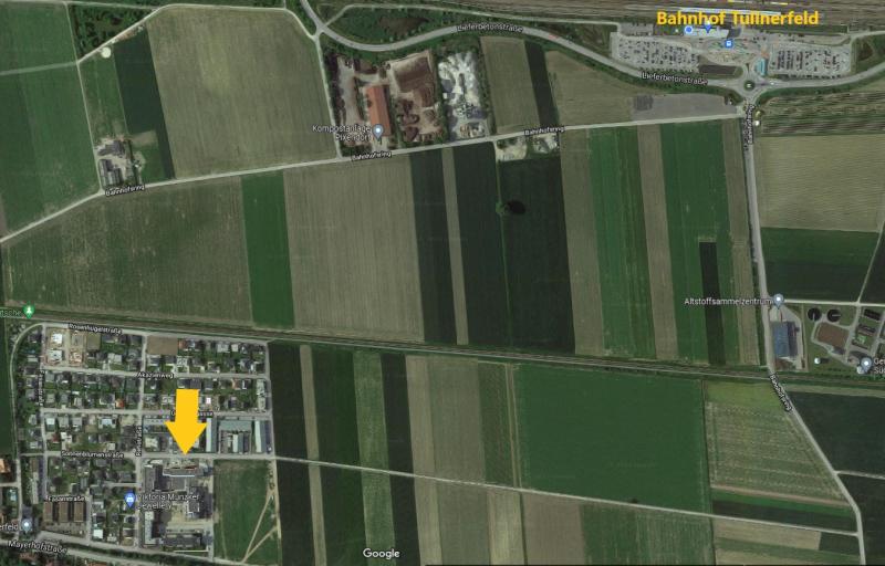3-Zimmer-DG-Wohnung, BS3 Top 30 in Pixendorf mit idealer öffentlicher Anbindung, Wohnpark Tullnerfeld /  / 3441Pixendorf / Bild 2