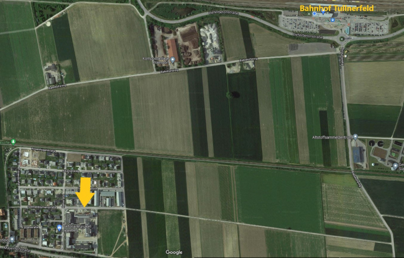 2,5-Zimmer-DG-Wohnung, BS4, Top 28, in Pixendorf mit idealer öffentlicher Anbindung, Wohnpark Tullnerfeld /  / 3441Pixendorf / Bild 2
