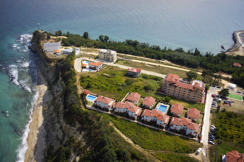 Bulgarien DIREKT am MEER: Einfamilienhaus am Kap mit Meerblick /  / 7536 / Bild 0
