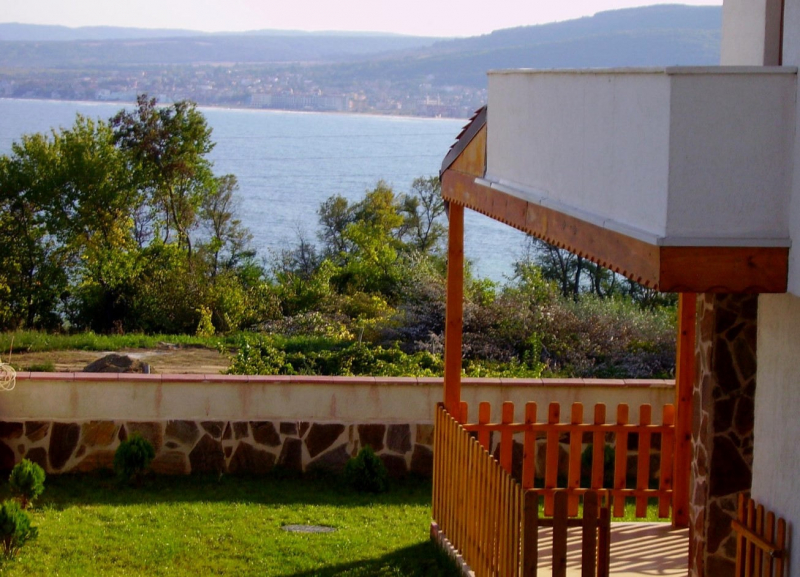 Bulgarien DIREKT am MEER: Einfamilienhaus am Kap mit Meerblick /  / 7536 / Bild 6