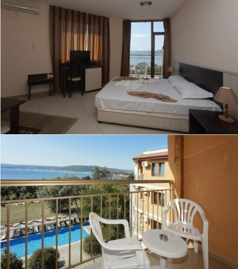 HOT Covid DEAL:Bulgaria, Hotel with sea view on the CAP /  / 7536 / Bild 2